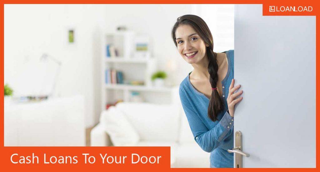 cash loans to your door weekly