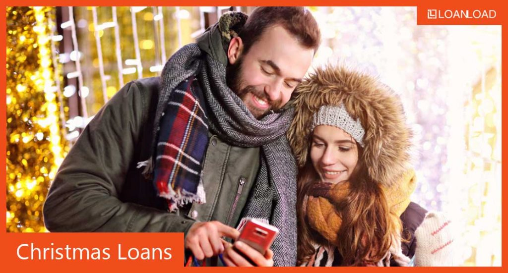 christmas loans available online