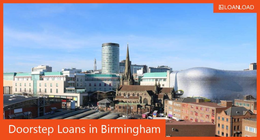 doorstep loan lenders in Birmingham