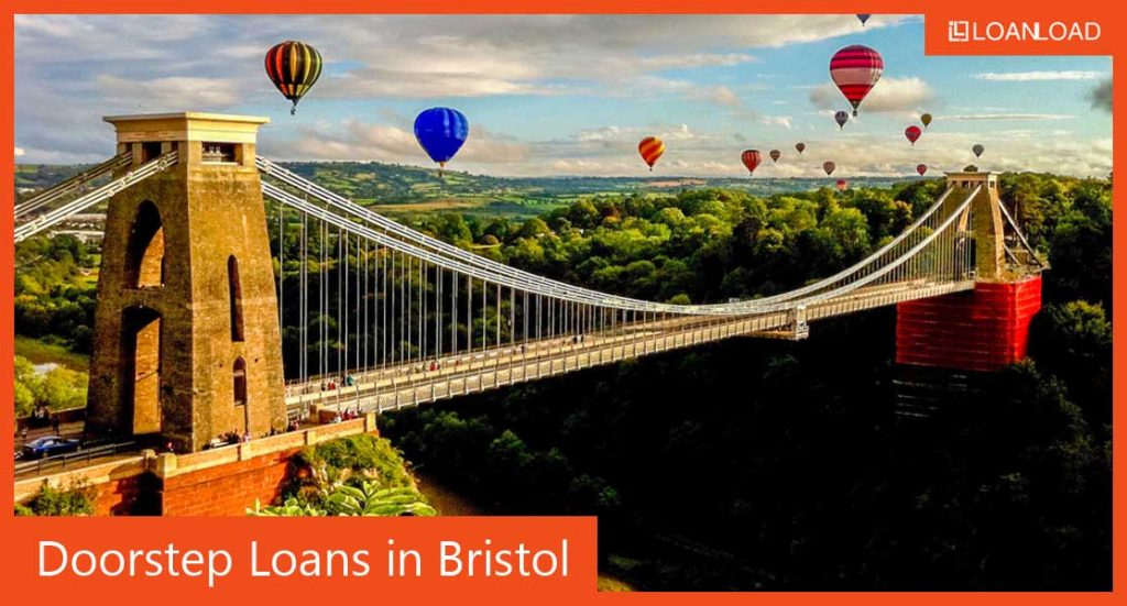 doorstep loans in Bristol and surrounding areas