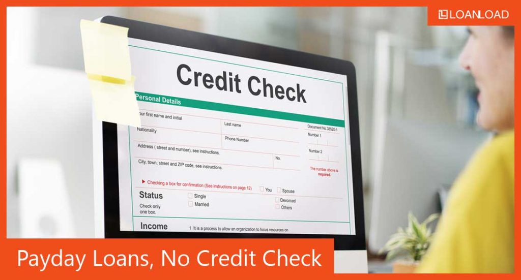 payday loans with no checks or brokers