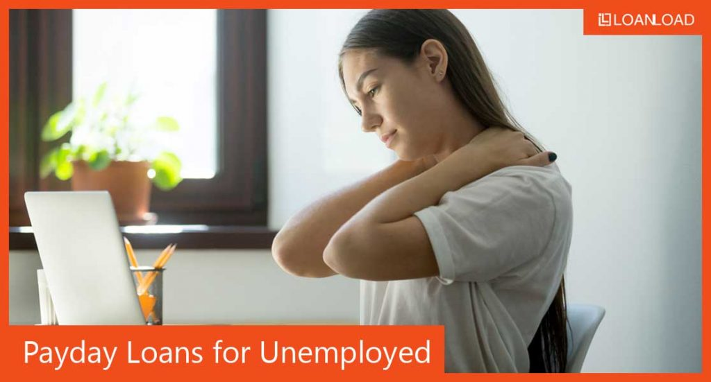 payday loans for the unemployed available online